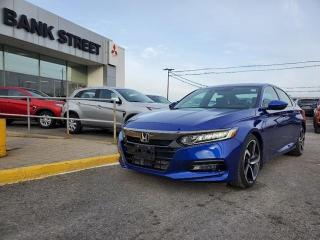 Used 2018 Honda Accord Sport for sale in Gloucester, ON