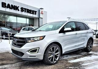 Used 2016 Ford Edge SPORT for sale in Gloucester, ON