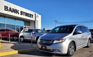 Used 2016 Honda Odyssey Touring for sale in Gloucester, ON