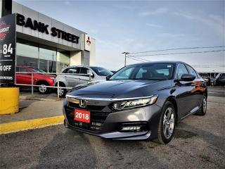 Used 2018 Honda Accord EX-L for sale in Gloucester, ON