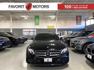 Used 2017 Mercedes-Benz E-Class E400 AMG PKG |NAV|BURMISTER|PANO ROOF|BLIND SPOT|+ for sale in North York, ON
