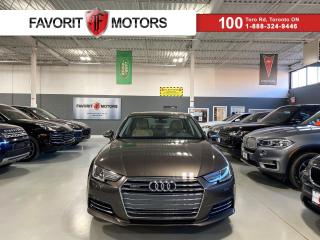 Used 2017 Audi A4 Progressiv|QUATTRO|NAV|CREAMLEATHER|SUNROOF|ALLOYS for sale in North York, ON