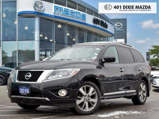 Used 2016 Nissan Pathfinder |NO ACCIDENTS|HEATED SEATS|SOLD AS IS for sale in Mississauga, ON