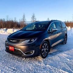 Used 2017 Chrysler Pacifica Passenger Van Limited for sale in Kapuskasing, ON