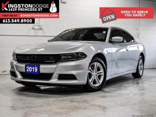 Used 2019 Dodge Charger SXT   Backup Camera   Apple Carplay   Android Auto for sale in Kingston, ON