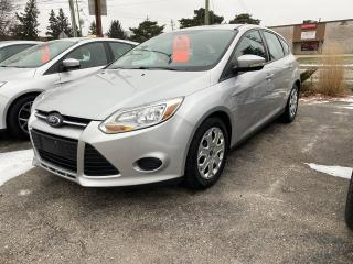 Used 2013 Ford Focus SE Hatchback for sale in Waterloo, ON