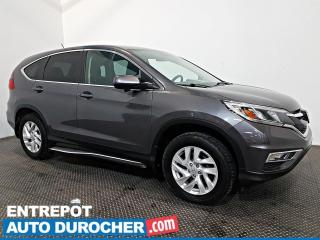 Used 2016 Honda CR-V EX ADW - TOIT OUVRANT - SIÈGES CHAUFFANTS - A/C for sale in Laval, QC