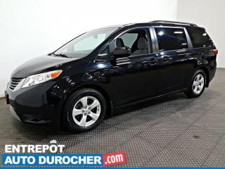Used 2017 Toyota Sienna LE 8 PASSAGERS - SIÈGES CHAUFFANT for sale in Laval, QC