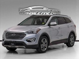 Used 2016 Hyundai Santa Fe XL 3.3L. Limited. 7 Passenger, Panoramic Navigation for sale in Concord, ON