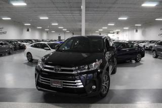 Used 2017 Toyota Highlander XLE I NAVIGATION I LEATHER I SUNROOF I R.CAM I HEATED SEATS for sale in Mississauga, ON