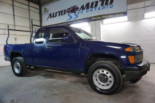 Used 2011 Chevrolet Colorado 1LT 4WD BLUETOOTH CERTIFIED 2YR WARRANTY *FREE ACCIDENT* AUX for sale in Milton, ON