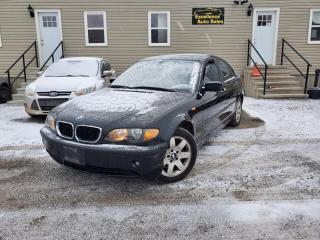 Used 2004 BMW 3 Series 320i for sale in Stittsville, ON
