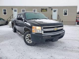 Used 2010 Chevrolet Silverado 1500 Work Truck Ext. Cab Long Box 2WD for sale in Stittsville, ON