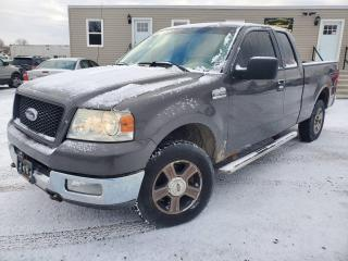 Used 2004 Ford F-150 FX4 SUPERCAB 4WD for sale in Stittsville, ON