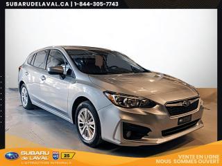 Used 2018 Subaru Impreza Touring Hayon for sale in Laval, QC