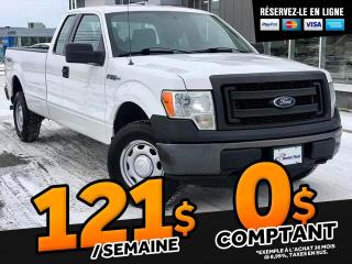 Used 2013 Ford F-150 XL SUPER CAB  ''CAISSE 8'  5.0L for sale in Ste-Marie, QC