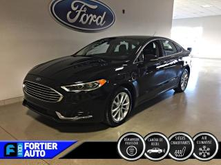 Used 2019 Ford Fusion Energi SEL TA for sale in Montréal, QC