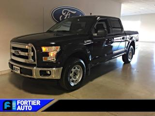 Used 2017 Ford F-150 Cab SuperCrew 4RM 145 po XLT for sale in Montréal, QC