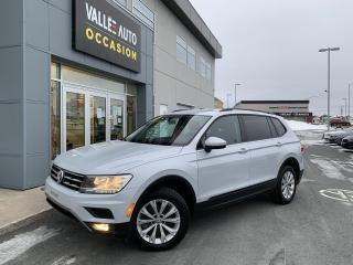 Used 2018 Volkswagen Tiguan Trendline 4Motion for sale in St-Georges, QC