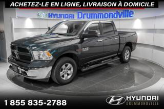 Used 2015 RAM 1500 SLT + ECODIESEL + GARANTIE + CAMERA + WO for sale in Drummondville, QC