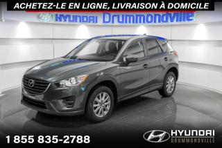 Used 2016 Mazda CX-5 GX 2016 + GARANTIE+A/C+MAGS+CRUISE+WOW!! for sale in Drummondville, QC