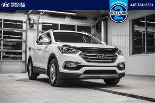Used 2017 Hyundai Santa Fe Sport AWD 2.4L Premium chez Rimouski Hyundai for sale in Rimouski, QC