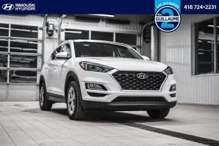 Used 2019 Hyundai Tucson Essential AWD chez Rimouski Hyundai for sale in Rimouski, QC