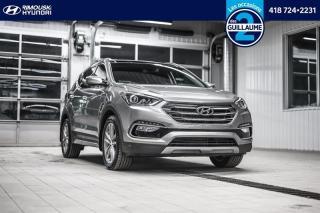 Used 2017 Hyundai Santa Fe Sport 2.0T Limited AWD chez Rimouski Hyundai for sale in Rimouski, QC