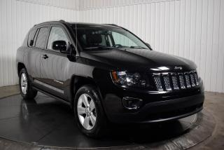 Used 2016 Jeep Compass HIGH ALTITUDE AWD CUIR TOIT OUVRANT MAGS for sale in St-Hubert, QC