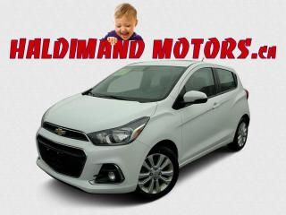 Used 2016 Chevrolet Spark LT HATCHBACK 2WD for sale in Cayuga, ON