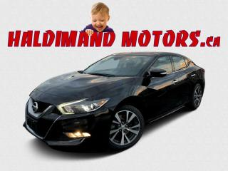 Used 2017 Nissan Maxima Platinum FWD for sale in Cayuga, ON