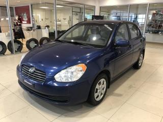 Used 2011 Hyundai Accent Berline 4 portes, boîte automatique - L for sale in Beauport, QC
