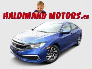Used 2019 Honda Civic EX FWD for sale in Cayuga, ON
