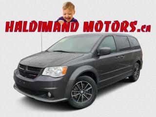 Used 2017 Dodge Grand Caravan SXT Premium Plus for sale in Cayuga, ON