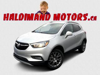Used 2019 Buick Encore Sport Touring AWD for sale in Cayuga, ON