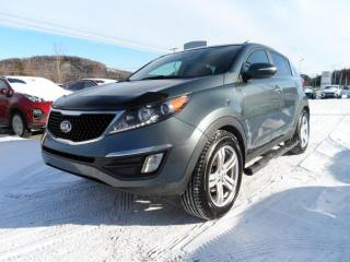Used 2014 Kia Sportage EX AWD VUS 4X4 AUTO for sale in Val-David, QC