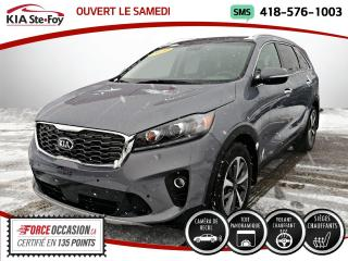 Used 2020 Kia Sorento EX* V6* AWD* CUIR* TOIT PANO* CAMERA * for sale in Québec, QC