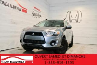 Used 2014 Mitsubishi RVR traction intégrale 4 portes CVT SE for sale in Blainville, QC