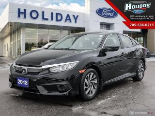 Used 2018 Honda Civic SEDAN SE for sale in Peterborough, ON