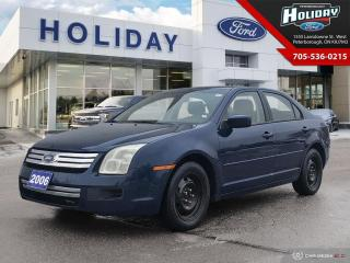 Used 2006 Ford Fusion SE for sale in Peterborough, ON