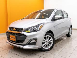 Used 2019 Chevrolet Spark LT WI-FI HOTSPOT CAMÉRA *ANDROID / APPLE CARPLAY* for sale in St-Jérôme, QC