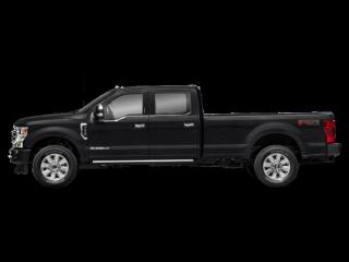 New 2021 Ford F-350 Super Duty SRW PLATINUM for sale in Embrun, ON