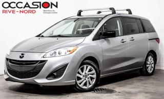 Used 2017 Mazda MAZDA5 GS MAGS+BLUETOOTH+A/C for sale in Boisbriand, QC