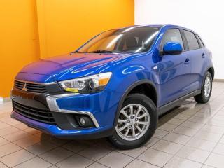 Used 2017 Mitsubishi RVR SE AWD ÉCRAN TACTILE CAMÉRA *SIÈGES CHAUFFANTS* for sale in St-Jérôme, QC