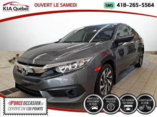 Used 2017 Honda Civic EX* AT* TOIT* CAMERA* SIEGES CHAUFFANTS* for sale in Québec, QC