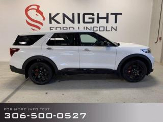 New 2021 Ford Explorer ST, 400 Horsepower! for sale in Moose Jaw, SK