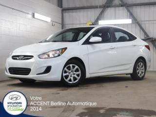 Used 2014 Hyundai Accent GL 4 portes AUTOMATIQUE for sale in Val-David, QC