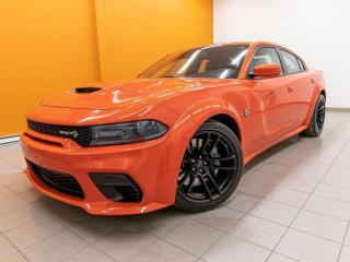 Used 2020 Dodge Charger SRT HELLCAT WIDEBODY BREMBO *NAV* ALCANTARA *PROMO for sale in Mirabel, QC