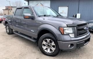 Used 2013 Ford F-150 ***FX4,4X4,CREW,BIEN ÉQUIPÉ,AUBAINE*** for sale in Longueuil, QC