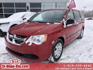 Used 2014 Dodge Grand Caravan Familiale 4 portes SE for sale in Shawinigan, QC